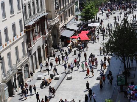La rue de la République - LyonMag