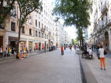 Rue de la République - Agence Folia urbanisme et Paysage