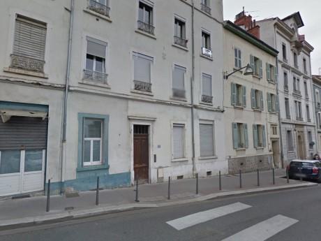 La rue Dolet où s'est produit le meurtre - DR Google