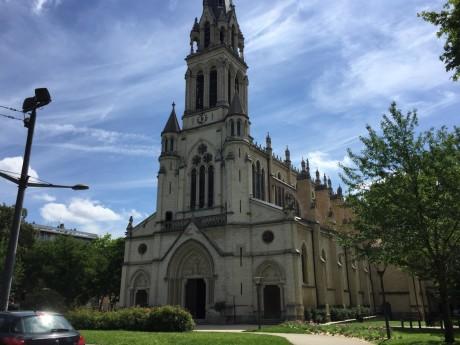 L'église Sainte-Blandine - LyonMag