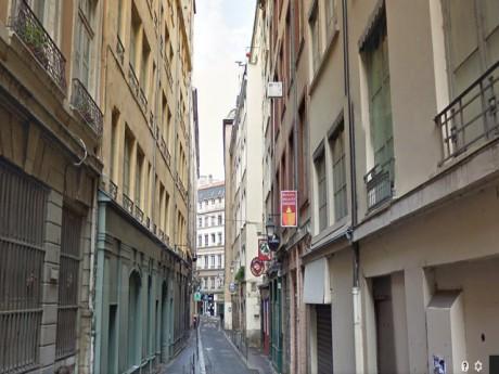 La rue Sainte-Catherine - DR