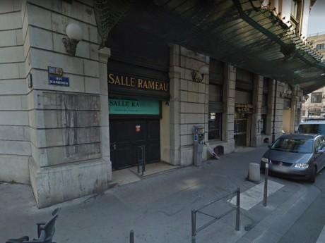 La salle Rameau - DR
