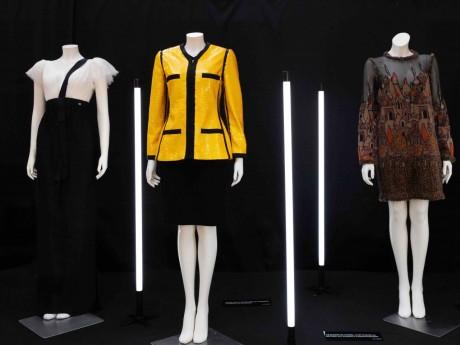 L'exposition consacrée à Karl Lagerfeld - DR