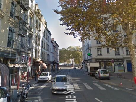 Rue Saint-Pierre-de-Vaise - DR