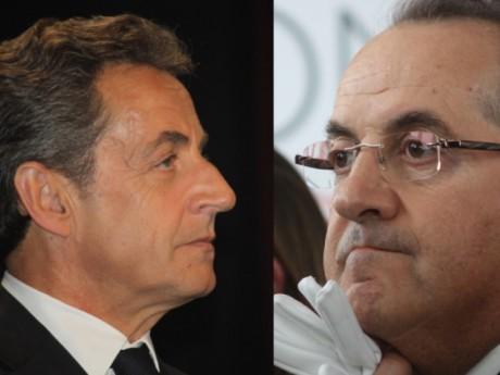 Nicolas Sarkozy a recadré Michel Delpuech - Montage LyonMag
