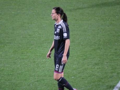 Lotta Schelin meilleure joueuse de la saison ? - LyonMag.com