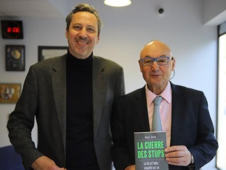 Richard Schittly et Gérard Angel - LyonMag