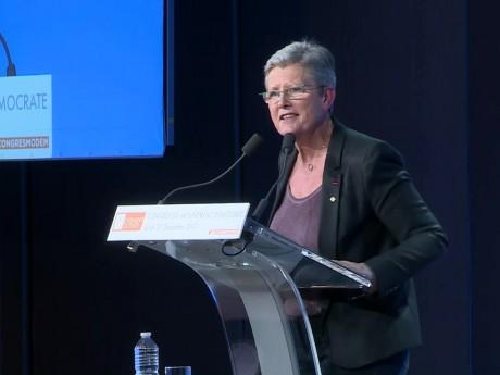 Geneviève Darrieussecq - DR