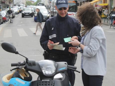 Une opération ciblée de contrôle des deux-roues à Lyon - LyonMag.com