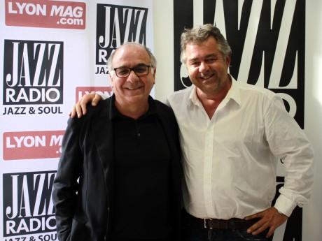 Serge Trigano et Jean-Christophe Larose - LyonMag