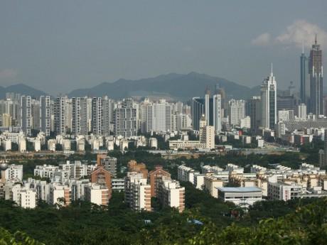 La ville de Shenzhen en Chine - DR