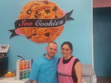 Olivier et Mylène de Soo Cookies - LyonMag