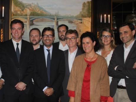Les soutiens de Nicolas Sarkozy dans le Rhône ce lundi matin - LyonMag
