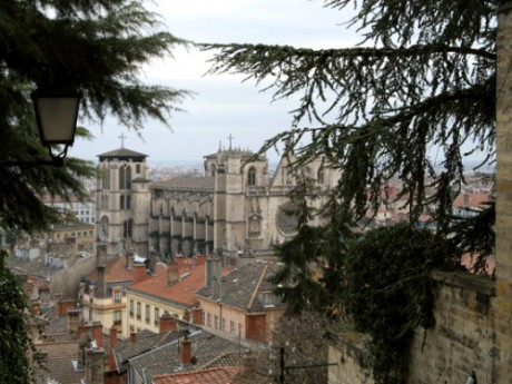 Le quartier du Vieux-Lyon est particulièrement prisé par les touristes - LyonMag