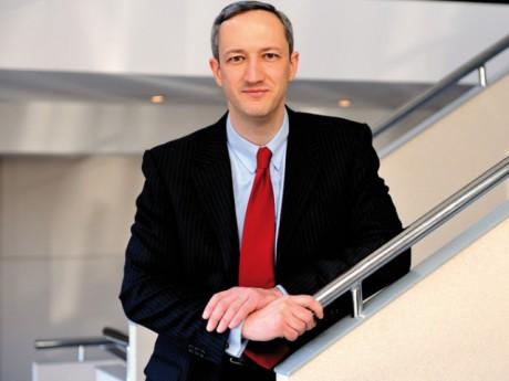Stanislas Lacroix, le nouveau PDG d'Aldes - Photo DR