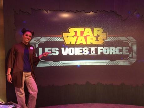 L'atelier Star Wars au Disney Store de la Part Dieu - LyonMag