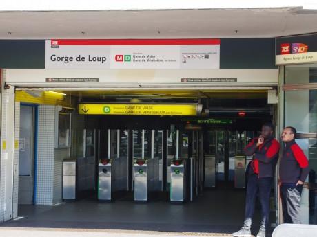 L'agence TCL de la station Gorge de Loup - LyonMag