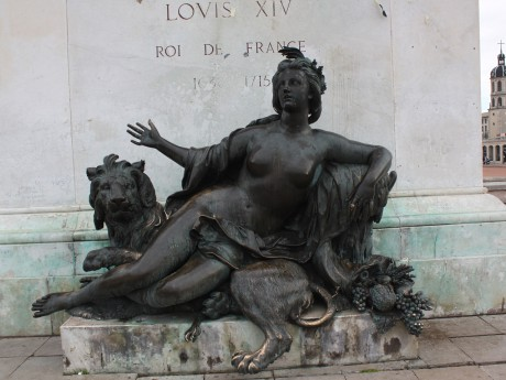 Statue Lemot - LyonMag