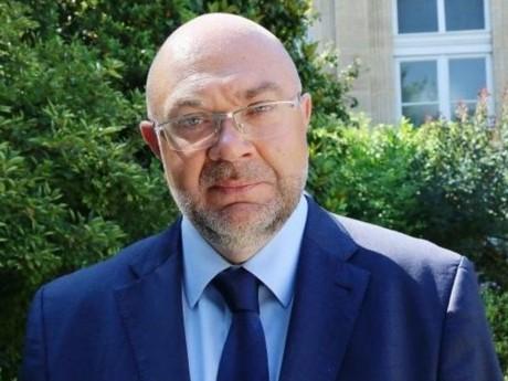 Stéphane Travert - DR