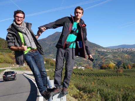 Quentin et Thomas - DR