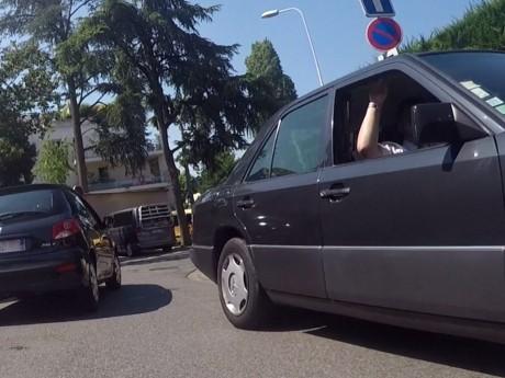 Des policiers en planque devant le domicile lyonnais de Gérard Collomb - LyonMag