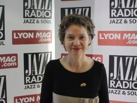 Sylvie Ramond - LyonMag