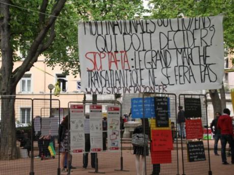 Sur la place Stahonay ce samedi - LyonMag