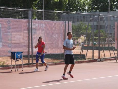 Un tournoi Challenger va voir le jour au Tennis Club de Lyon - photo d'illustration Lyonmag.com