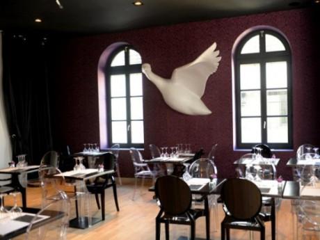 Le restaurant de Christian Têtedoie à l'Antiquaille - © Lyon-saveurs