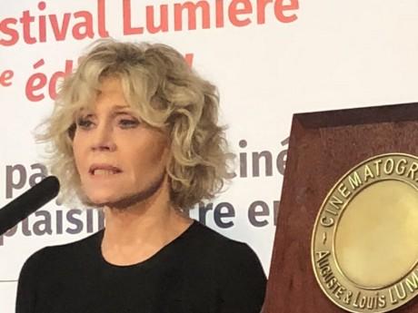 Jane Fonda - LyonMag