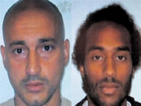 Christophe Khider et Omar Top El Hadj - Montage DR