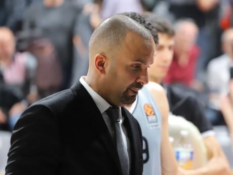 T.J Parker, le coach de l'ASVEL - LyonMag