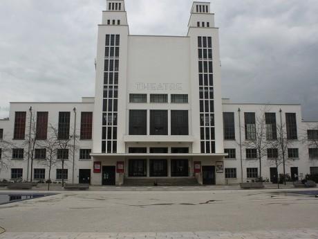 Le Théâtre National Populaire de Villeurbanne - Lyonmag.com