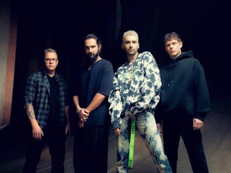 Le groupe Tokio Hotel - DR
