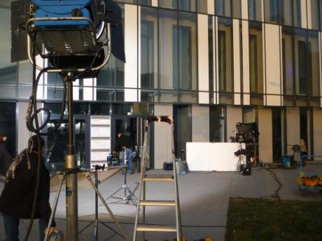 Lyon est souvent le théâre de tournages - Photo d'illustration LyonMag