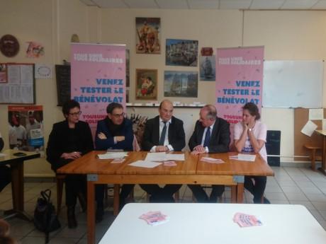 C'est au Bistrot des amis, dans le 3ème arrondissement, que se tenait cette rencontre informative - LyonMag