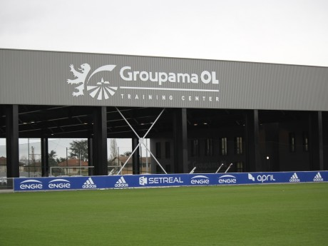 Le Groupama Training Center - LyonMag