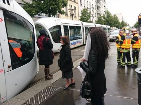 L'accident s'est déroulé au niveau de l'arrêt Jet d'Eau - Mendès France - LyonMag