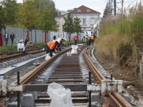 Le tramway T3 en travaux - LyonMag.com
