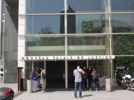 Nouveau palais de justice - LyonMag