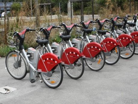 Les Vélo'v de Lyon ont 10 ans ce 19 mai 2015 - LyonMag