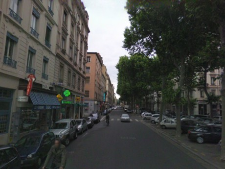 La rue Vendôme - DR