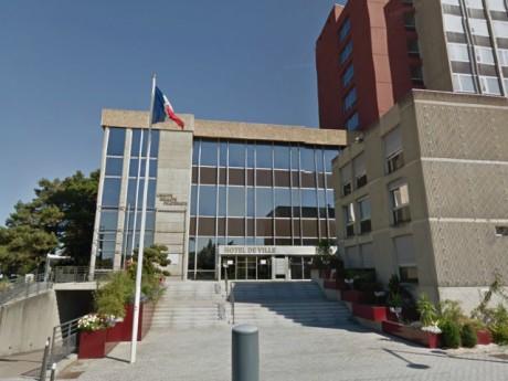 L'hôtel de Ville de Vénissieux - DR