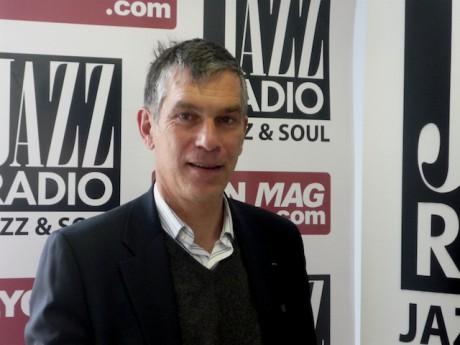 Guillaume Verzier, PDG de la manufacture Prelle - Photo Lyonmag.com