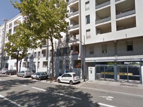 C'est dans cet immeuble que le RAID est intervenu - Lyonmag.com