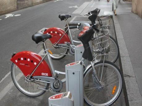 Le Vélo'v fête ses dix ans - LyonMag