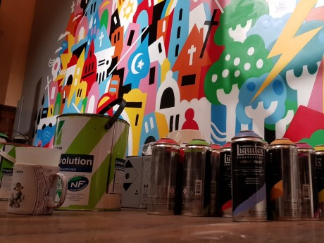 Une oeuvre à découvrir à l'exposition Watching You - LyonMag