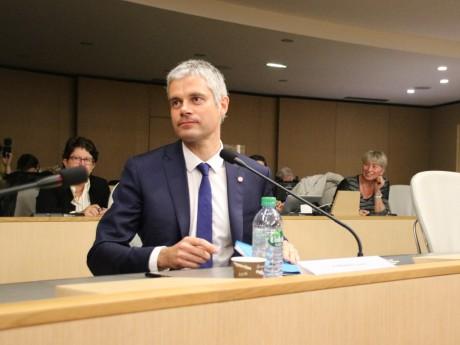 Laurent Wauquiez installé comme président du conseil régional - LyonMag
