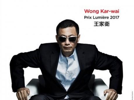Wong Kar-wai sur l'affiche du Festival - DR
