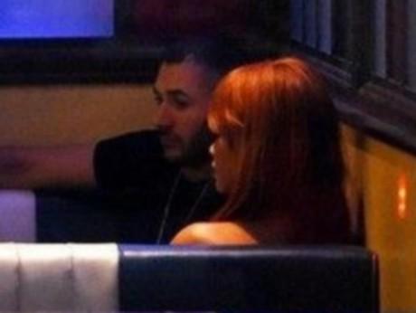 Karim Benzema et Rihanna ont été aperçus dans un restaurant italien à New-York - DR